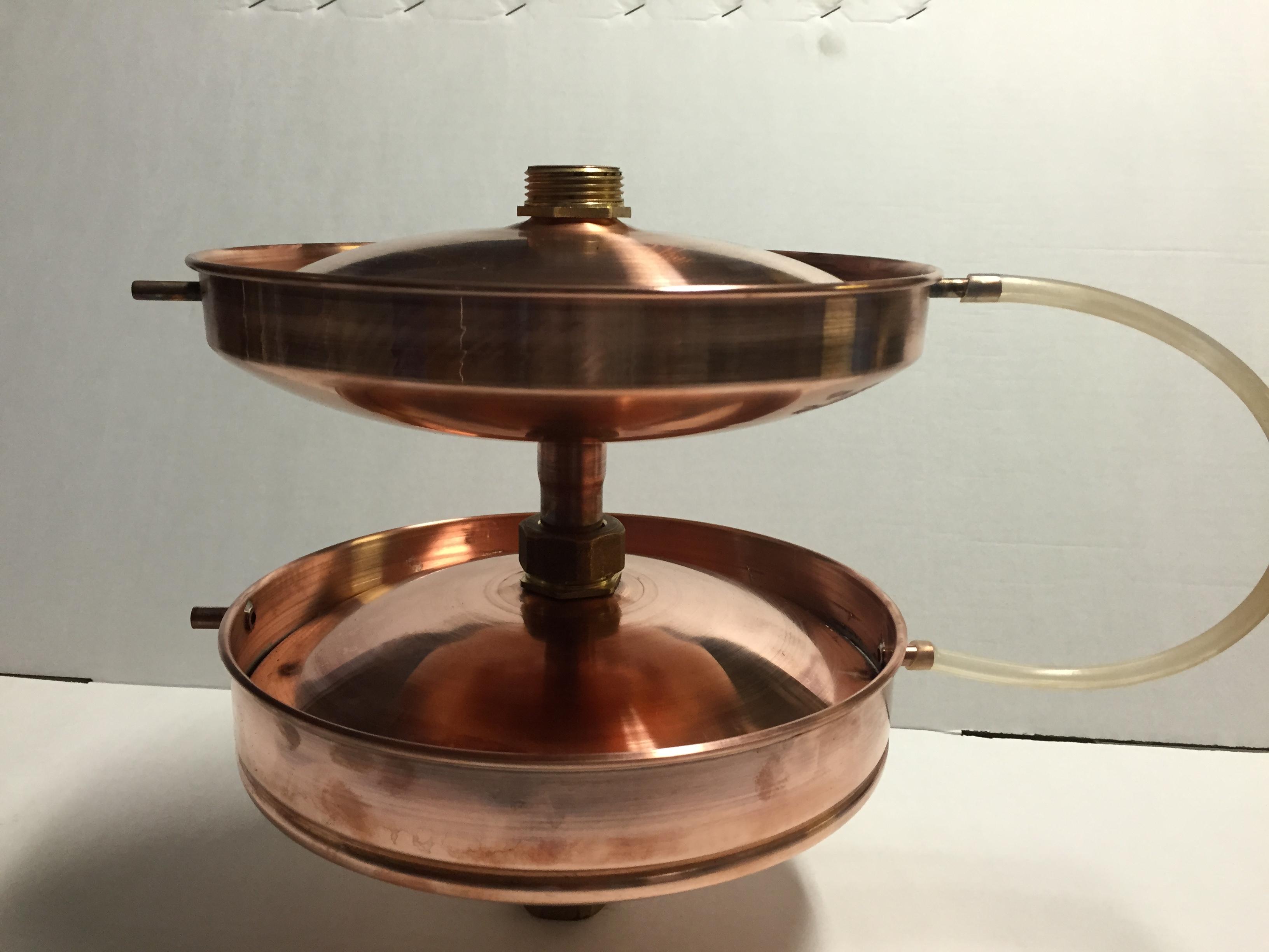 Pistorius tányér duplázva