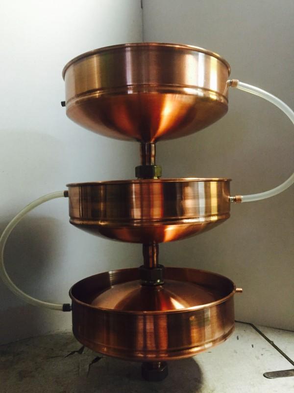 Pistorius tányér rendszer